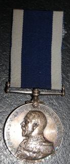 Navy LSGC medal to R.M.L.I.
