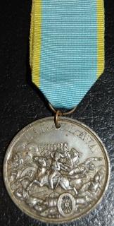 Crimea War Commemorative medal Balaklava 25 October 1854