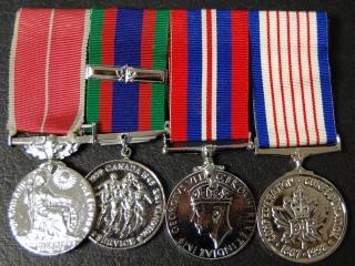 WW2 British Empire Medal group to FL. Sgt. David M. Wolochow, R.C.A.F.