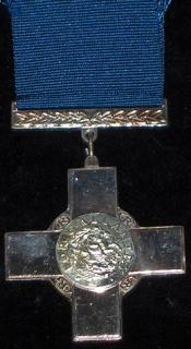George Cross Replica medal