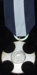 Distinguished Service Cross Replica medal