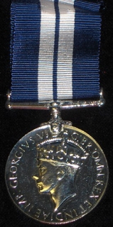Distinguished Service medal Replica