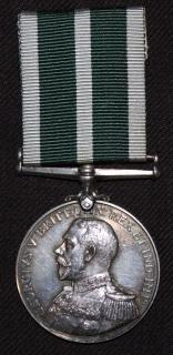 Royal Naval Reserve LSGC medal (George V) to D.1497 J. Jones, Sea. R.N.R.